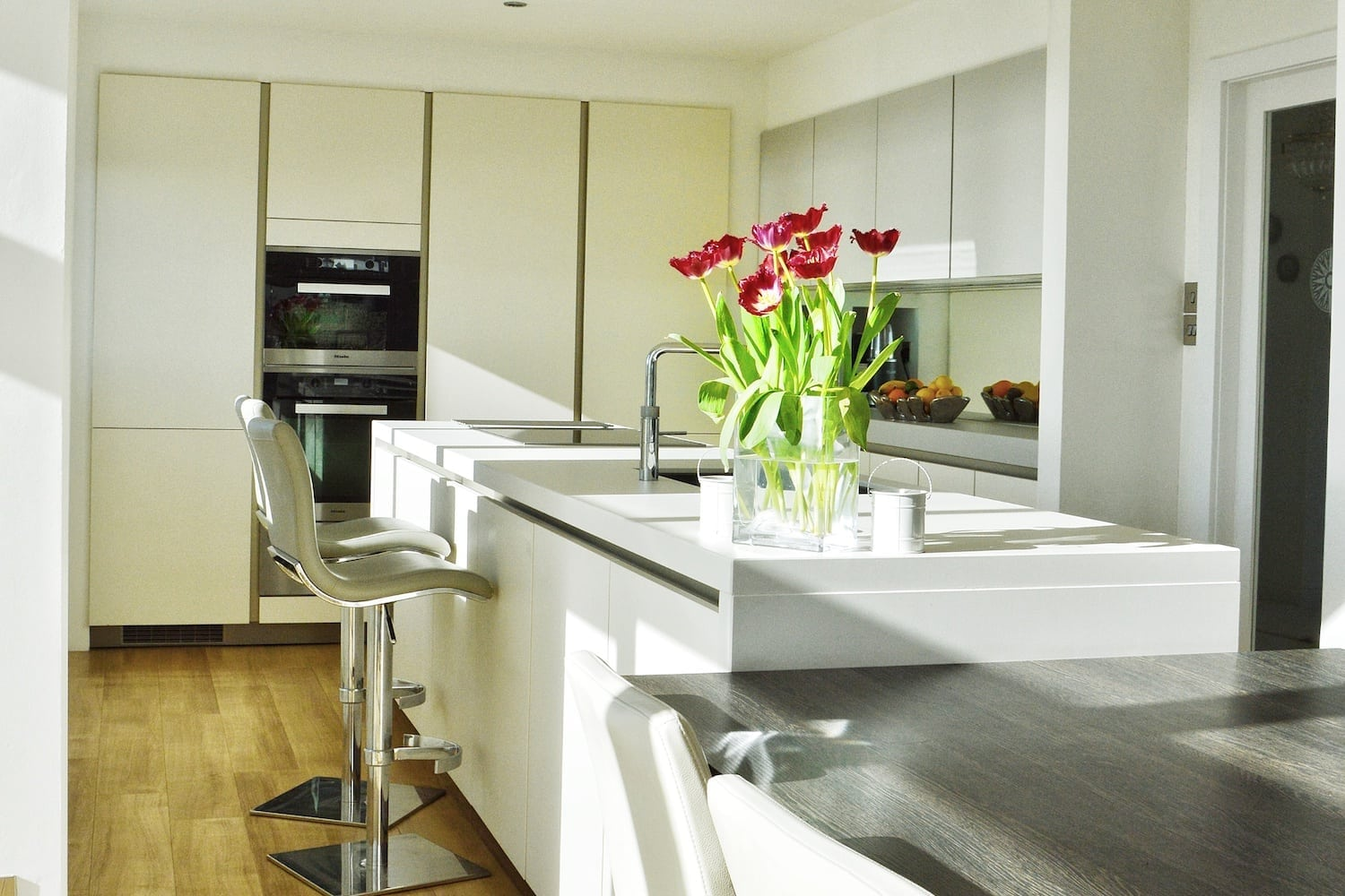 SieMatic kitchen by the sea
