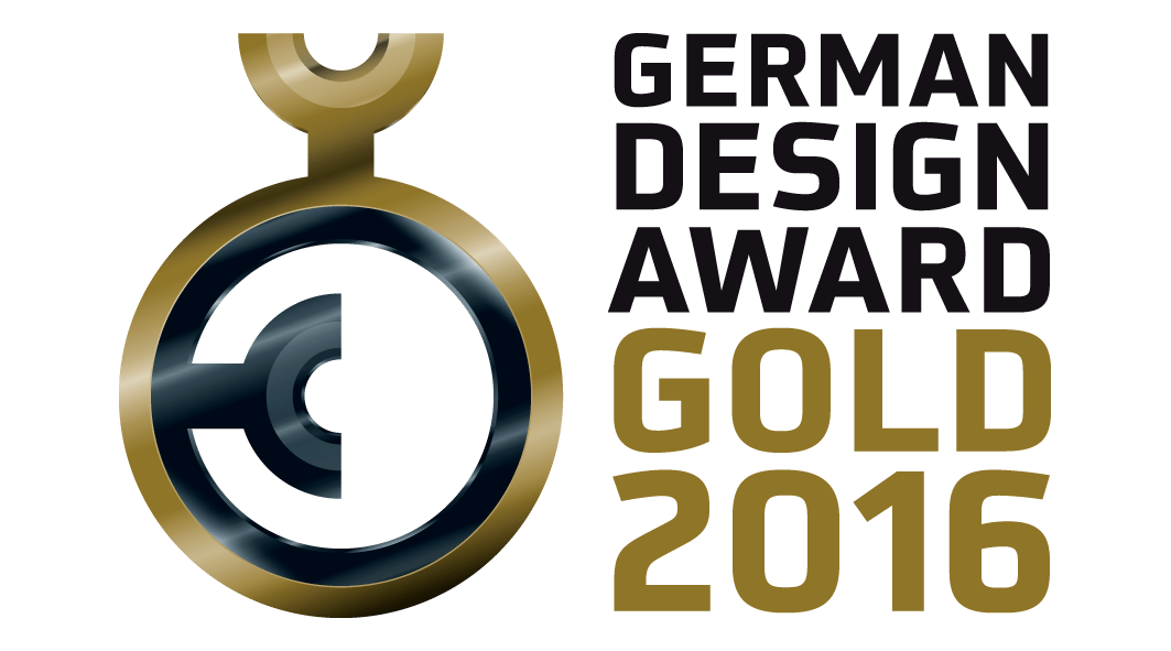 German design award gold 2016 given to siematic kitchens