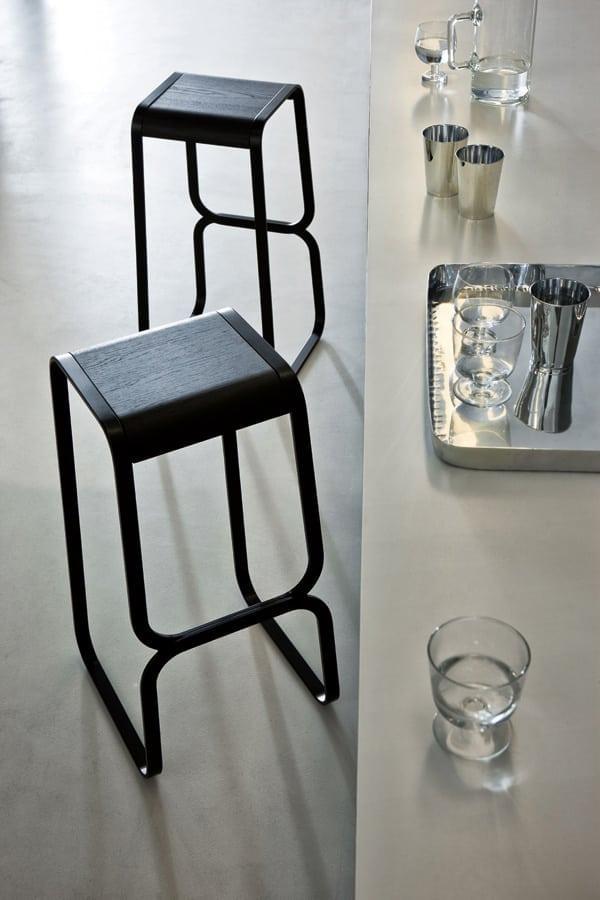 Lapalma LEM stool in black