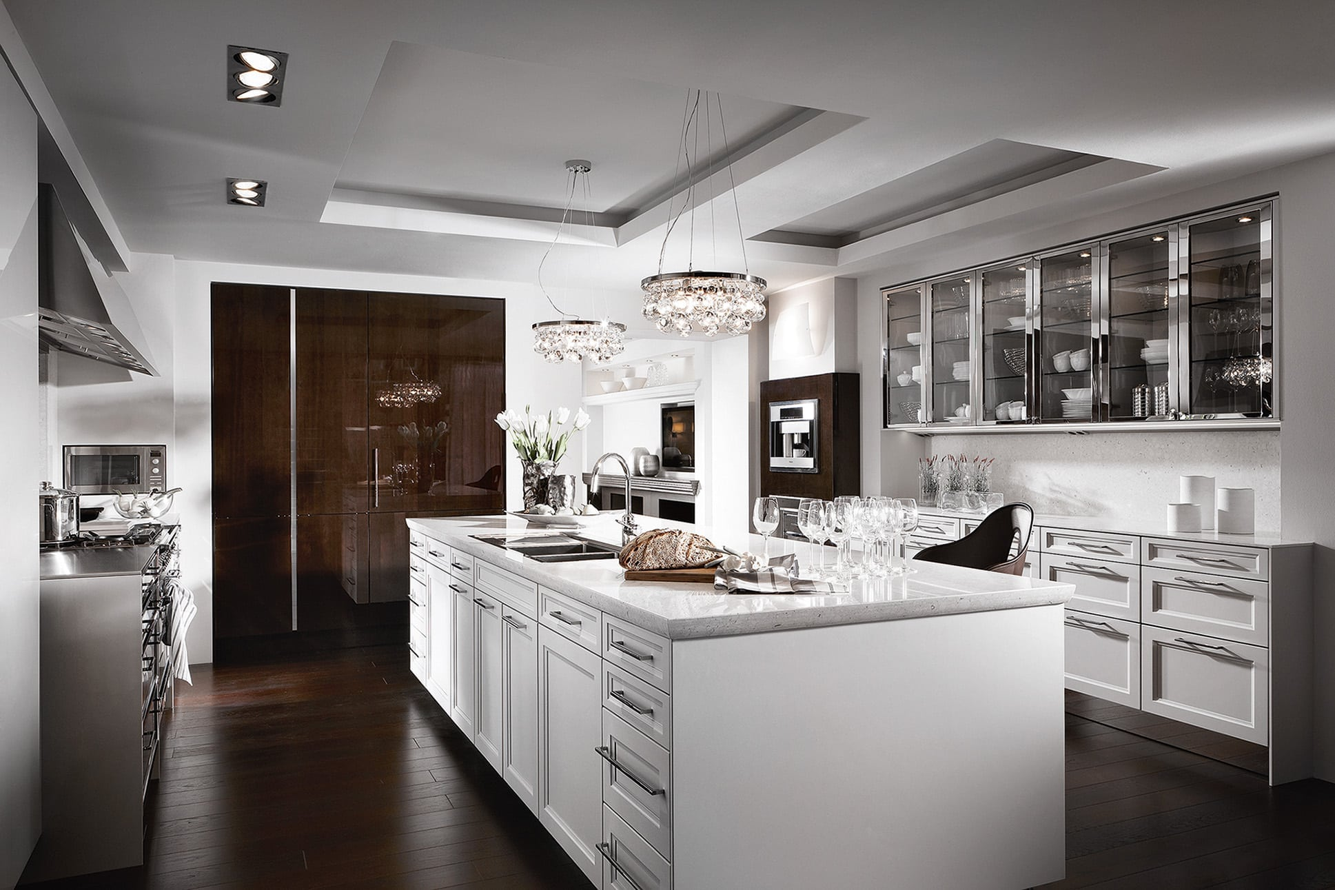 Image of a classic siematic kitchen chichester