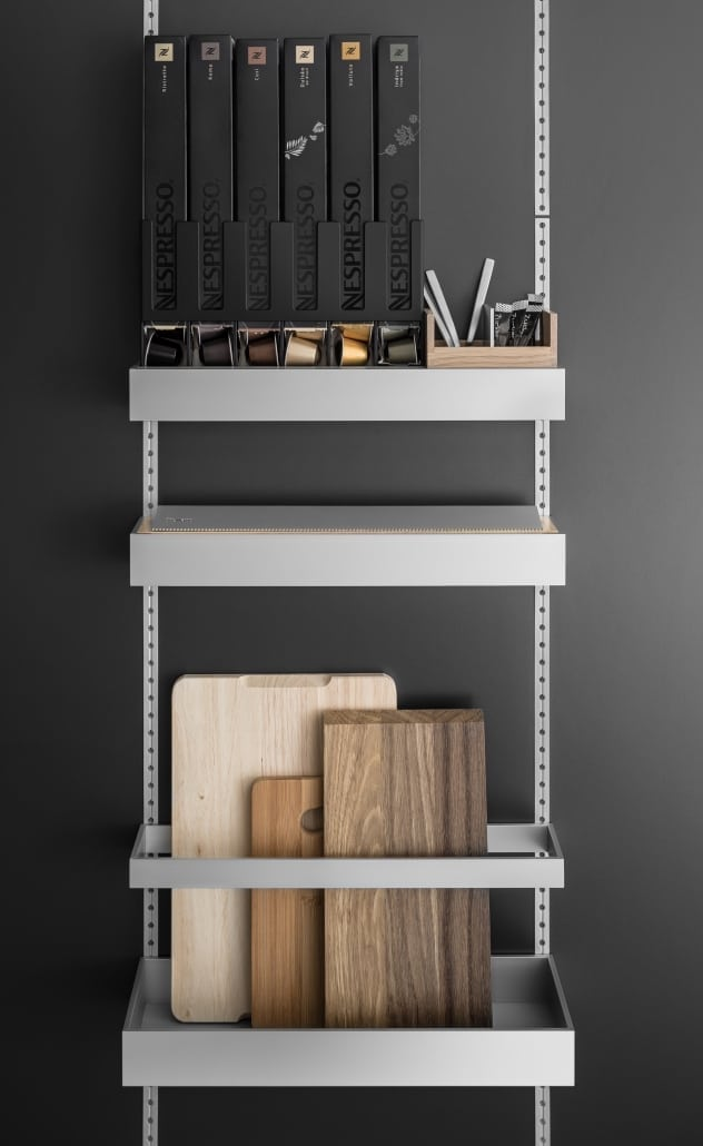 Siematic accessories kitchen storage Inside