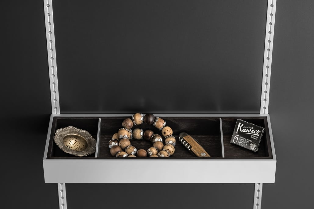 Siematic kitchen storage system