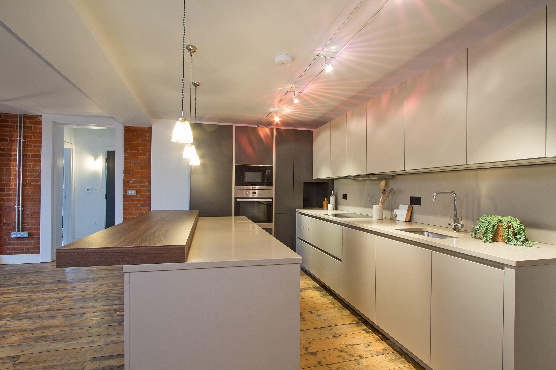 SieMatic kitchen the furniture depository Lymington, Wilson Designer Homes