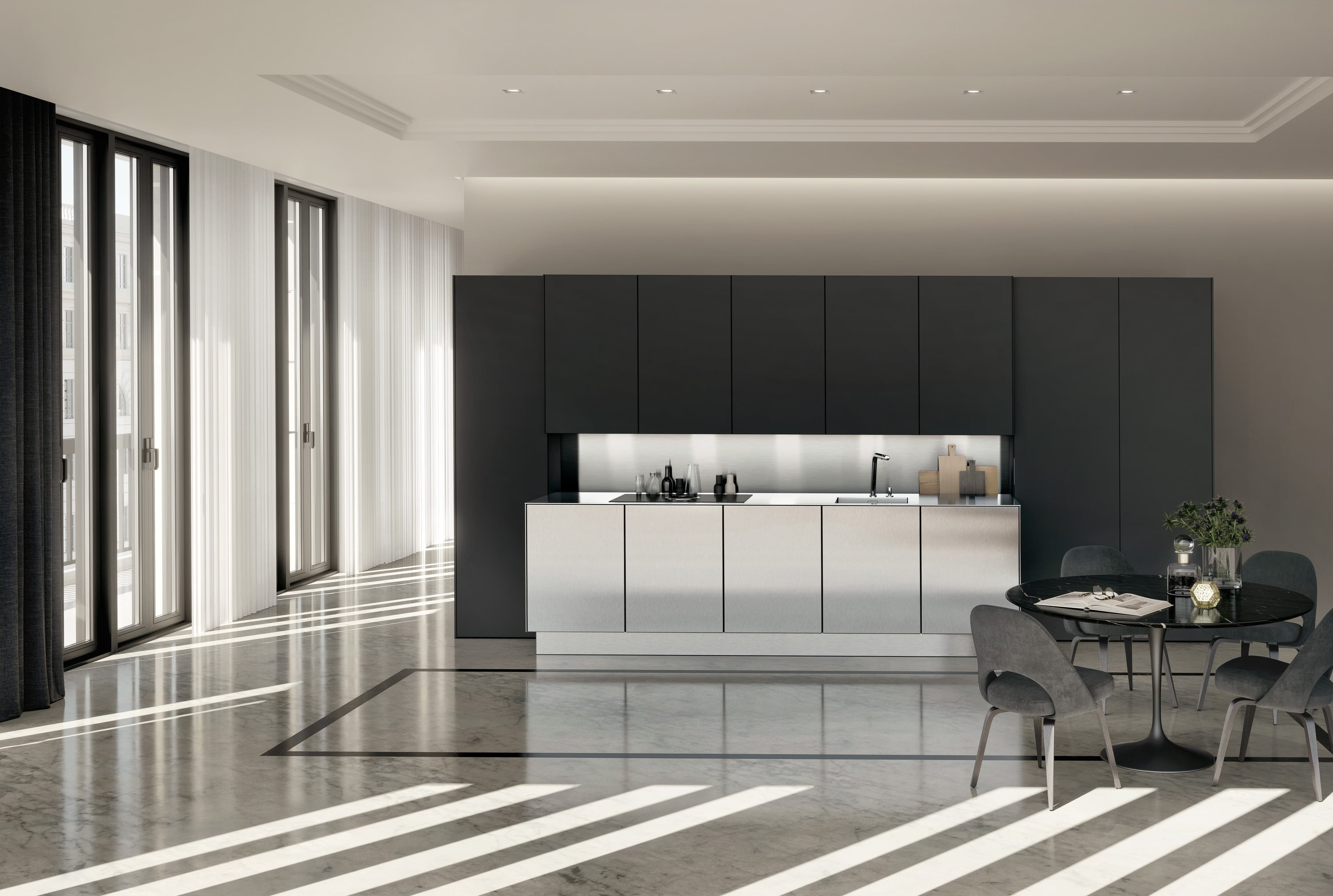 SIEMATIC chichester pure kitchen