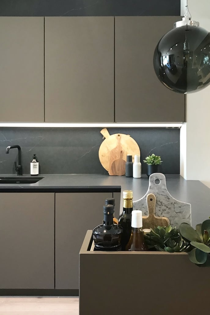 SieMatic Chichester kitchen design studio